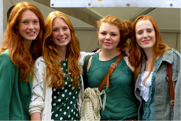 Never Fear Redheads Are Not Endangered